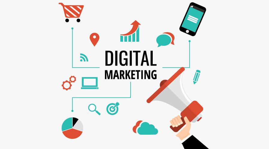 Digital Marketing Institute in Banswara