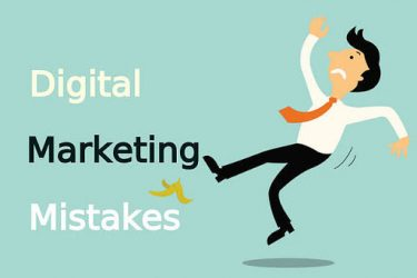 5 Mistakes to Avoid in Digital Marketing